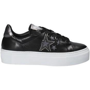 Sapatos Mulher Sapatilhas Janet Sport 40914 Preto