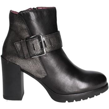 Sapatos Mulher Botins Stonefly 109414 Preto