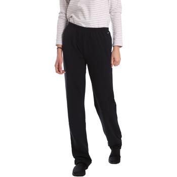 Textil Mulher Calças finas / Sarouels Key Up 549F 0001 Preto