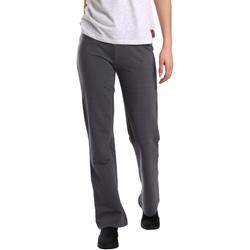 Textil Mulher Calças finas / Sarouels Key Up 549F 0001 Cinzento
