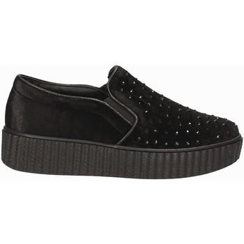 Sapatos Mulher Slip on Gold&gold B17 FA201 Preto