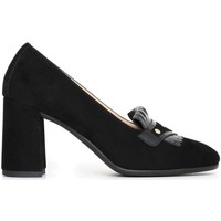 Sapatos Mulher Escarpim NeroGiardini A719671DE Preto