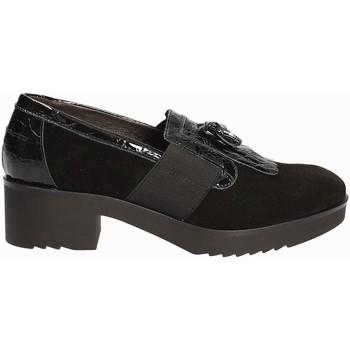 Sapatos Mulher Mocassins Susimoda 875084 Preto