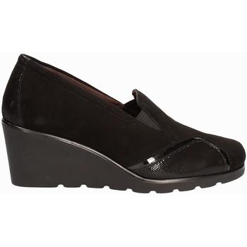 Sapatos Mulher Mocassins Susimoda 872877 Preto