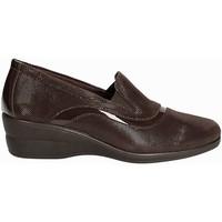 Sapatos Mulher Mocassins Susimoda 871516 Castanho