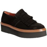 Sapatos Mulher Mocassins Triver Flight 217-04 Preto