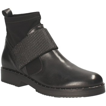 Sapatos Mulher Botins Mally 5887D Preto