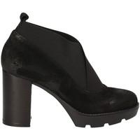 Sapatos Mulher Botins Janet Sport 40837 Preto