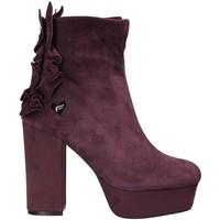 Sapatos Mulher Botins Fornarina PI18MN1039S072 Vermelho