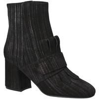Sapatos Mulher Botins Apepazza LTZ02 Preto