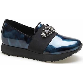 Sapatos Mulher Slip on Apepazza MCT16 Azul
