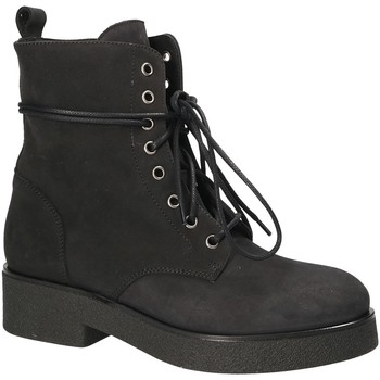 Sapatos Mulher Botins Mally 4235 Preto