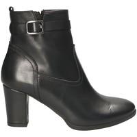 Sapatos Mulher Botins Mally 4473 Preto