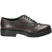 Sapatos Mulher Sapatos Mally 4704S Castanho
