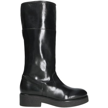 Sapatos Mulher Botas Mally 5096Z Preto