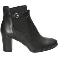 Sapatos Mulher Botins Mally 5114 Preto