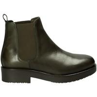 Sapatos Mulher Botins Mally 5535J Verde