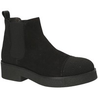 Sapatos Mulher Botins Mally 5536 Preto
