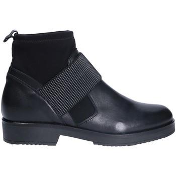 Sapatos Mulher Botins Mally 5887 Preto