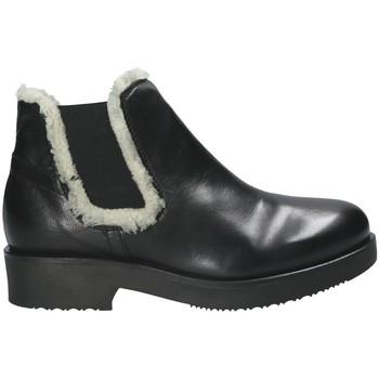Sapatos Mulher Botins Mally 5894 Preto