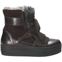 Sapatos Mulher Botas de neve Mally 5990 Castanho