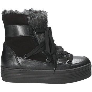Sapatos Mulher Botas de neve Mally 5990 Preto