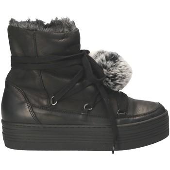 Sapatos Mulher Botas de neve Mally 5991 Preto