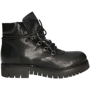 Sapatos Mulher Botas baixas Mally 5997 Preto