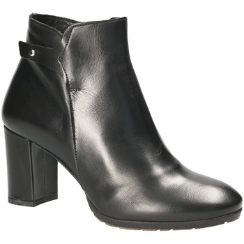 Sapatos Mulher Botins Mally 5017S Preto