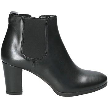 Sapatos Mulher Botins Mally 5500K Preto