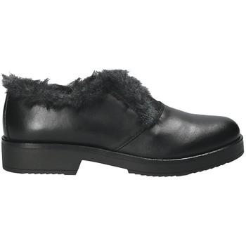 Sapatos Mulher Mocassins Mally 5885BR Preto
