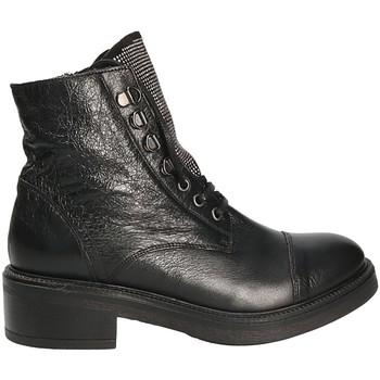 Sapatos Mulher Botins Mally 6019 Preto