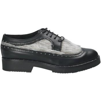 Sapatos Mulher Sapatos Mally 4665SD Preto