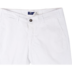 Textil Homem Shorts / Bermudas Sei3sei PZV132 81497 Branco