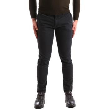 Textil Homem Chinos Gaudi 821FU25013 Cinzento
