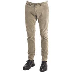 Textil Homem Chinos Gaudi 821FU25013 Bege