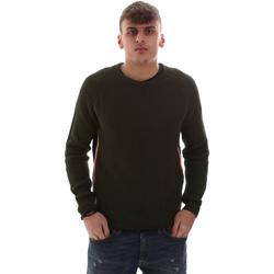 Textil Homem camisolas U.S Polo Assn. 52379 52229 Verde