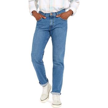 Textil Homem Calças Jeans Wrangler W12OM440D Azul