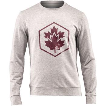 Textil Homem Sweats Lumberjack CM60142 001 502 Cinzento