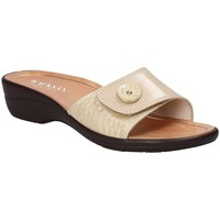 Sapatos Mulher Chinelos Susimoda 1651-01 Bege