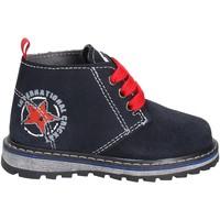 Sapatos Criança Botas baixas Melania ME1043B7I.A Azul