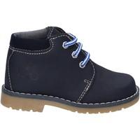 Sapatos Criança Botas baixas Melania ME1010B7I.C Azul