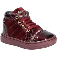 Sapatos Criança Sapatilhas de cano-alto Melania ME1123B7I.C Vermelho