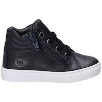 Sapatos Rapaz Sapatilhas de cano-alto Melania ME1183B7I.B Azul