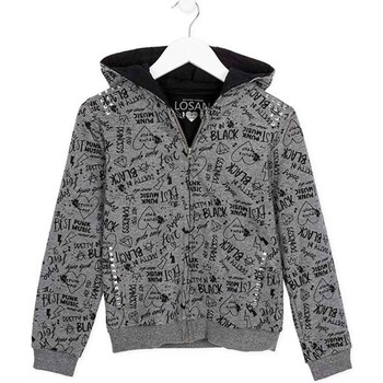 Textil Criança Sweats Losan 724 6017AB Cinzento