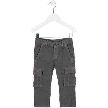 Textil Criança Calça com bolsos Losan 725 9011AC Verde