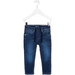 Textil Criança Calças de ganga slim Losan 725 6022AC Azul