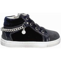 Sapatos Rapariga Sapatilhas de cano-alto NeroGiardini A722470F Azul