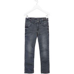 Textil Criança Calças de ganga slim Losan 723 9006AA Cinzento