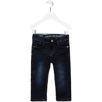 Textil Criança Calças de ganga slim Losan 725 9005AC Azul